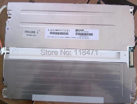 LQ104S1DG31 10.4 pollice Pannello LCD 800 RGB * 600 SVGA originale grado A un anno di garanziaLQ104S1DG31 10.4 pollice Pannello LCD 800 RGB * 600 SVGA originale grado A un anno di garanzia