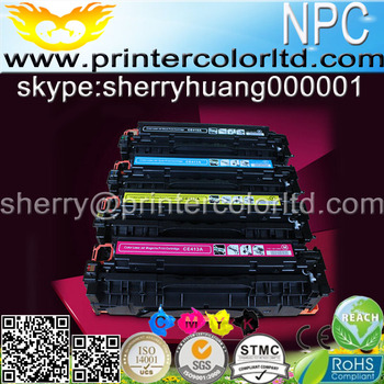 Compatible for HP CF210A CF211A CF212A CF213A Toner cartridge for LaserJet Pro 200 color M251nw LaserJet Pro 200 color M276n/nw