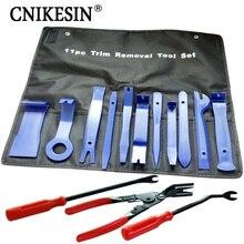 CNIKESIN Инструменты для ремонта автомобилей удаления автомобиля отделкой двери автомобиля окно под давлением Даш Панель заклепки клип tool Kit Клип плоскогубцы крепежа для удаления