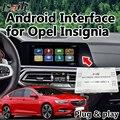 Plug & Play Android GPS навигация для Opel Crossland X Mokka и т. Д.  Integration waze  Google Play   Yandex   Miracast WiFi