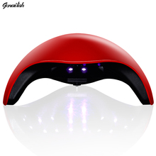 SUN5X UV LED Lamp Nail Dryer 48W UV Lamp Double light Auto sensor Manicure Nail Lamp for Curing UV Gel Polish Nail Art Tools