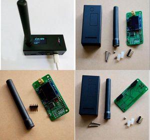 Image 2 - 2019 V1.7 Jumbospot UHF VHF UV MMDVM Hotspot dla P25 DMR YSF DSTAR NXDN Raspberry Pi Zero 3B + OLED + metalowa obudowa + antena
