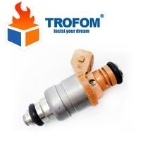 Fuel injector Nozzle Valve for Chevrolet Daewoo Matiz 0.8 1.0 Petrol/LPG 96518620 96620255 96351840 ADG02801 75114255