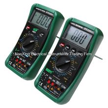Fast arrival DY2201 AC DC Voltmeter Ammeter Ohmmeter Digital Multimeter  Automotive Repairing Multimeter Meter