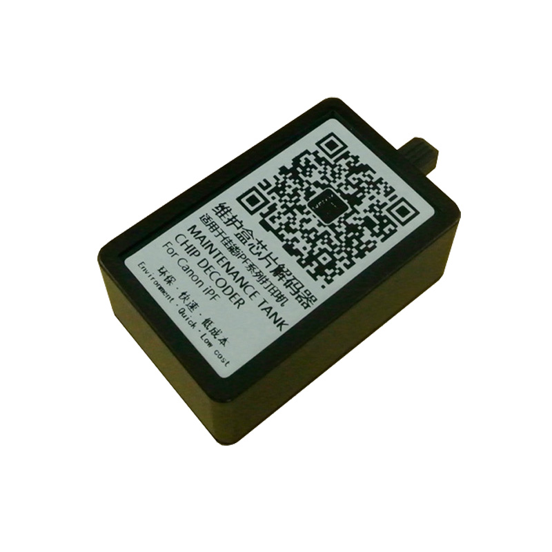 New Maintenance Tank Chip Resetter for IPF Series MC 05-10 For Canon iPF500/510/5100/600/605/610/6300/6300s printer недорого