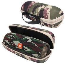 Мода PU несут путешествий защитный Динамик чехол, сумка для JBL Charge 3/charge3 Беспроводной Bluetooth Динамик- армейский зеленый