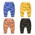 Children pants male baby cotton Haren New Kids big boy pants