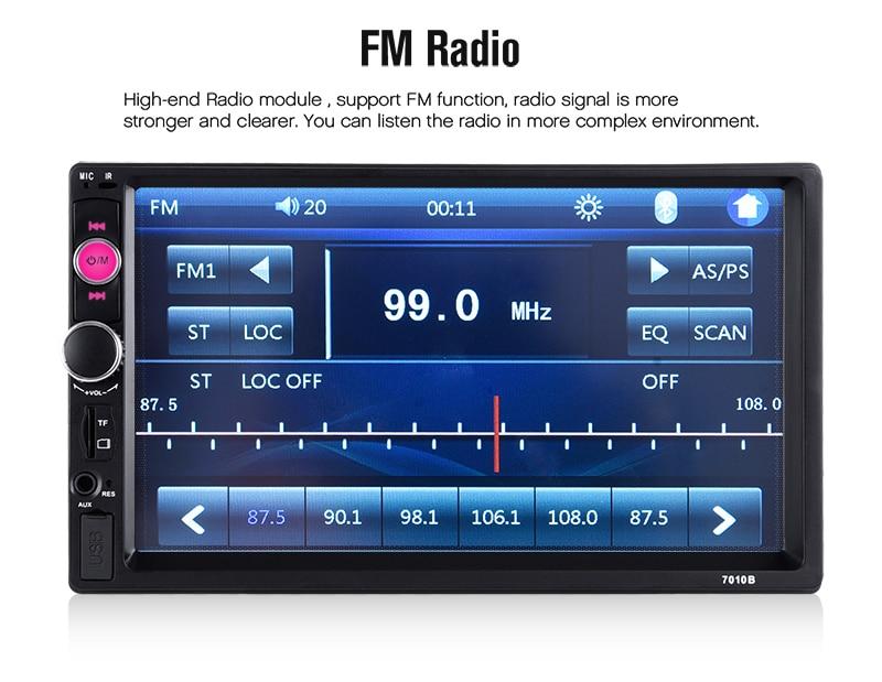 Autoradio Bluetooth (2)