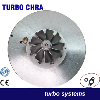 GT2556V Turbo Turbocharger Cartridge 55205373 71789733 765277-1 Core Chra untuk Alfa Romeo 156 166 Lancia Tesis 2.4 Jtd 2002-