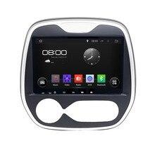 1024*600 del Androide Quad Core Fit Renault Captur/CLIO/Samsung QM3 2011 2012 2013 2014 2015 2016 coche DVD de Navegación GPS Radio