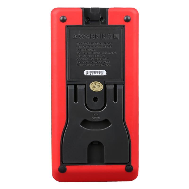Multimètre numérique tenu dans la main de multimètre numérique de UNI T UT81B avec l'interface USB de Diode d'entrée d'oscilloscope d'appareil de contrôle de mètre d'usb - 5