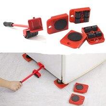 5Pcs Professional Furniture Transport Lifter Tool Heavy Stuf
