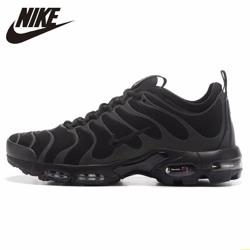 Nike Air Max Plus Tn Ultra nouveauté chaussures de course pour hommes absorbant les chocs respirant antidérapant baskets d'extérieur #898015-002