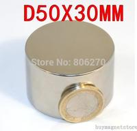 D50*30MM BIG magnet neodymium N35 NdFeB D50X30MM strong magnetS lodestone Super permanent magnet neodymium