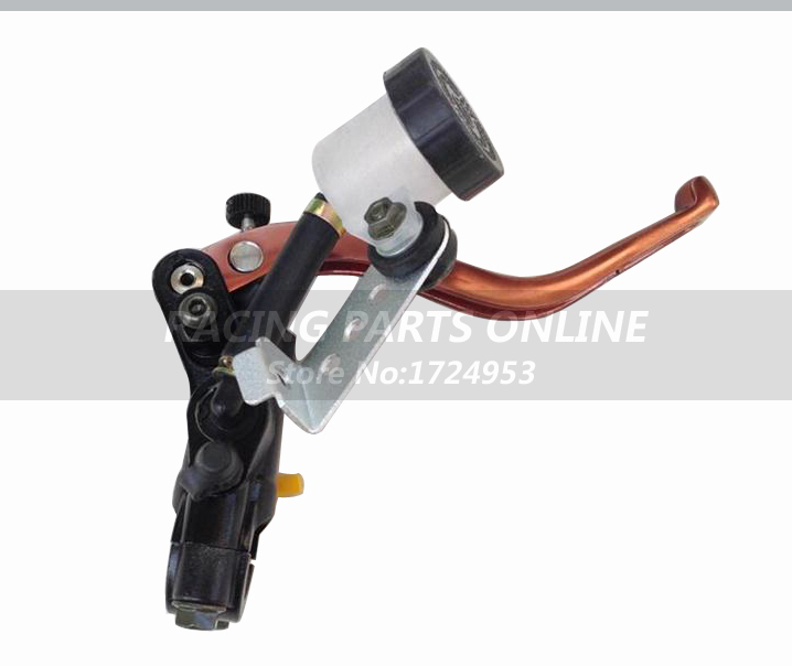 Motorcycle brake pump Brake master cylinder for 7/8 Handlebars hydraulic brake motorcycle Dirt Pit Bike ATV