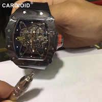 2,75mm Uhr Schraube Für RICHARD MILLE Serie Klingen Präzision Eingereicht Pin Haarspange Reparatur Uhr band/Verschluss/Shell schraubendreher
