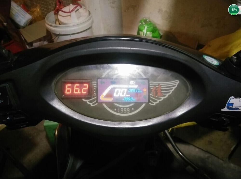 4.5V ~ 120V skaitmeninio voltmetro matuoklis voltimetro Automobilių - Matavimo prietaisai - Nuotrauka 2