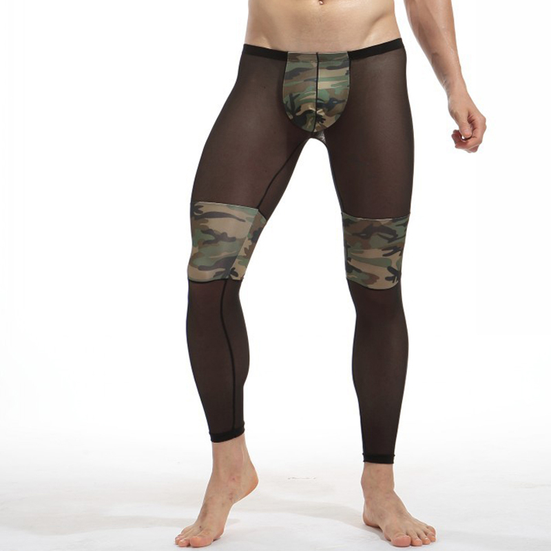 e1ccabddee47d Men's Running Compression Pants Tights Jogging Sportwear Stirrup Leggings  Gym Fitness Men Bodybuilding Trousers Yoga Pants USD 12.37/piece