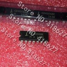 10 шт./лот CD4006BE CD4006 DIP-14 интегральной схемы микросхема