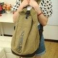 Fashion Unisex Canvas Backpacks Women Backpack Men Travel Bag School Bags bolso hombre mochila