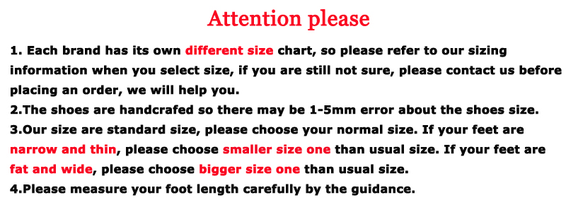 Attention.(1)