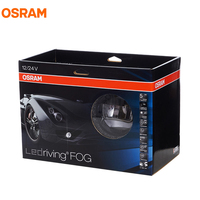OSRAM LEDriving LEDFOG101 BK 12V 24V OEM ECE Led Fog Lamp Daytime Running Light 5 Years