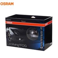 OSRAM LEDriving LEDFOG101 BK 12V/24V OEM ECE Led Fog Lamp Daytime Running Light 5 Years Warranty Power Supply System Led Kit Set