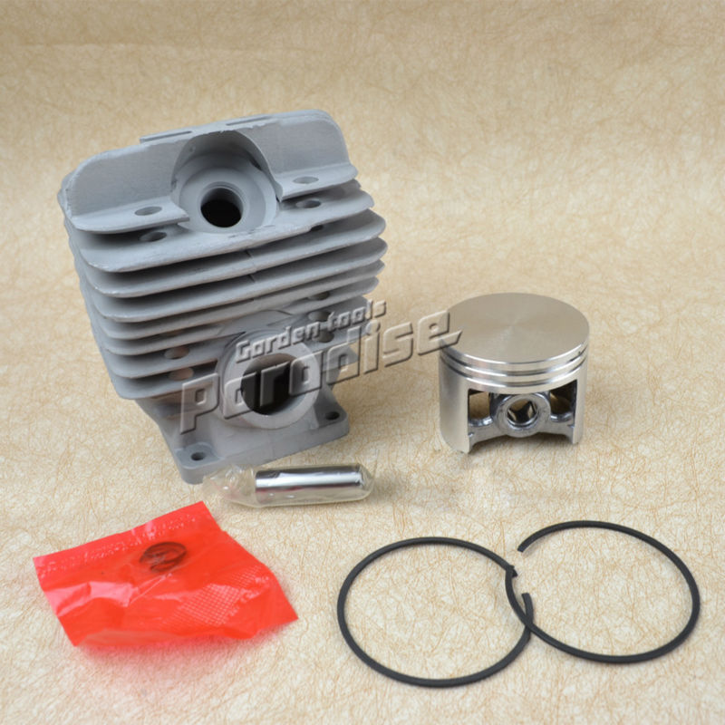 Cylinder Diameter 48mm MS360 MS036 MS034 Chainsaw Cylinder Kit Piston Assy 38mm cylinder barrel piston kit