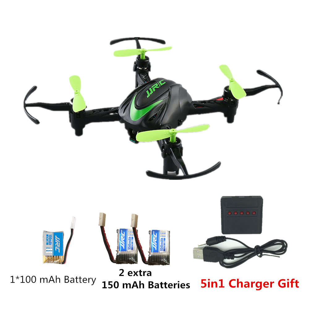 JJRC H48 Mini Drone 6 Axis RC Quadcopter Dual-charge Mode Drones RC Helicopter VS JJRC H36 Dron Best Indoor Toys For Kids