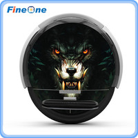 2017 Ninbot ONE S2/A1 DIY Sticker Water Proof Protective Plaster Bat Man USA Flag Cartoon Scooter Sticker Unicycle Accessores