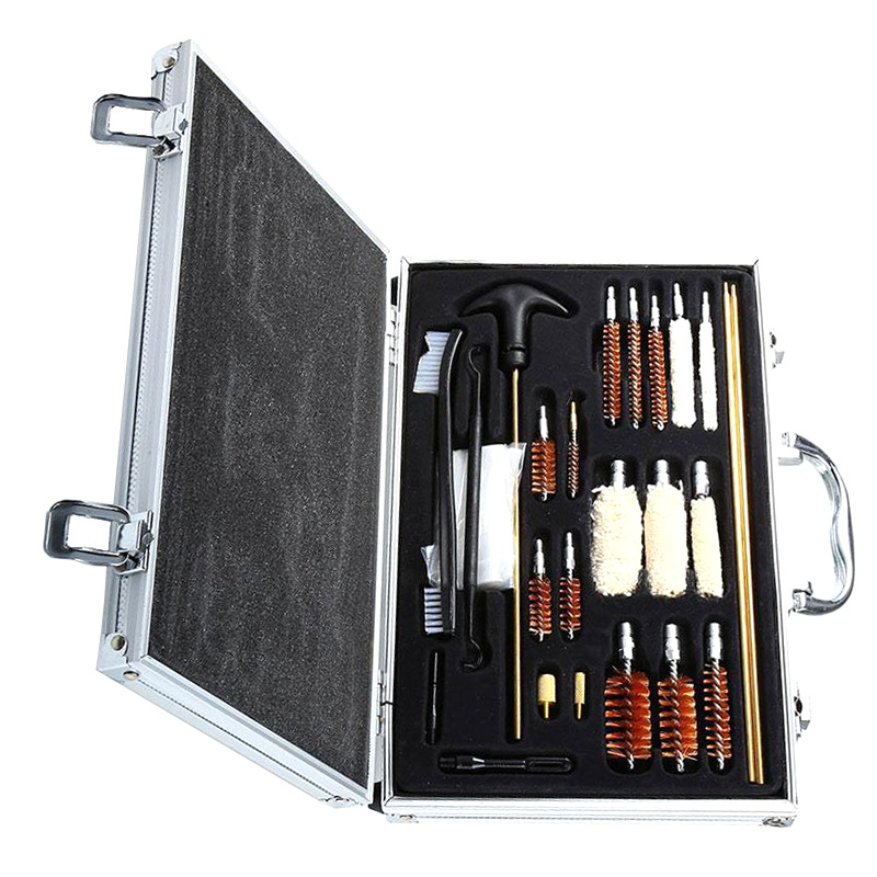 Hunting Shotgun Cleaner Smith Kit Set With Case Rilfe Accessories Gun Smithing & Mainten ...