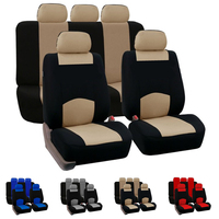 Dewtreetali 9pcs And 4pcs Universal Four Seasons Front Rear Seat Car Seat Covers Protector Car Styling