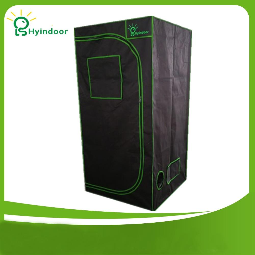 Hyindoor Garden Supplies Greenhouses 60 * 60 * 120 cm Grow Tent - Tuinbenodigdheden
