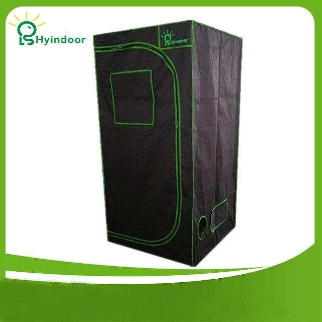 Hyindoor Garden Supplies Greenhouses 60*60*120 cm Grow Tent Indoor Mini Greenhouse Jardin Solar Invernadero Solaire