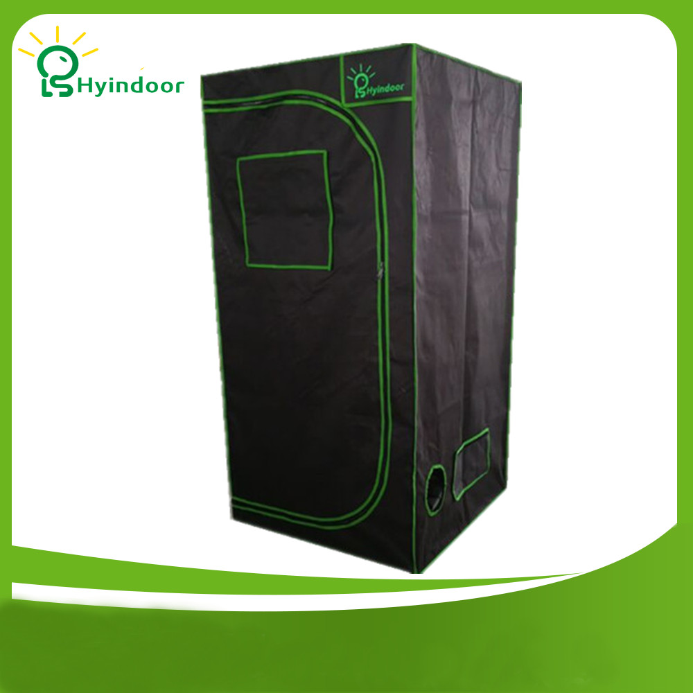 Hyindoor Garden Supplies Greenhouses 60*60*120 cm Grow Tent Indoor Mini Greenhouse Jardin Solar Invernadero Solaire