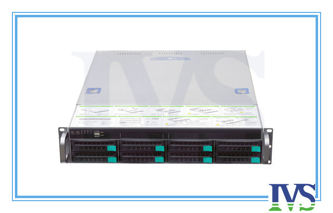 Stable 2U hot-swap Case with 8 Hot-swap HDD Bays,mini sas backplane R25508N for NVR 2U server etc.