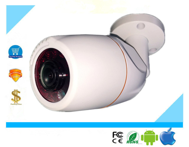 Panorama FishEye IP Dome Camera Sony IMX323 3516E C 180 Degrees H 265 Low illumination 1080P