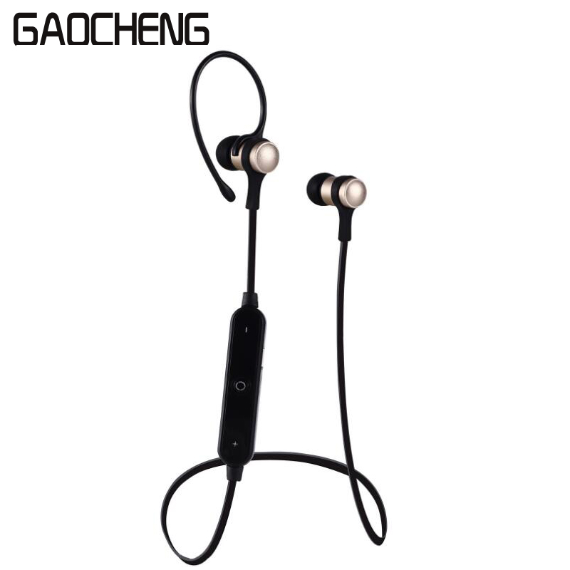 S6 Wireless bluetooth earphone Headphones with Microphone Sport Stereo V4.1 EDR Bluetooth Headset for iPhone Android Phone remax rb s6 wireless bluetooth earphone headphones with microphone sport stereo bluetooth headset for iphone android phone