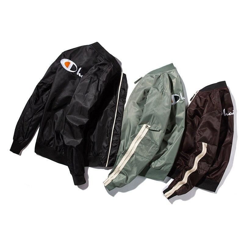Streetwear japonais blouson aviateur volant homme militaire Designer manteau homme gothique hauts Chaqueta Bomber Hombre Bombardero