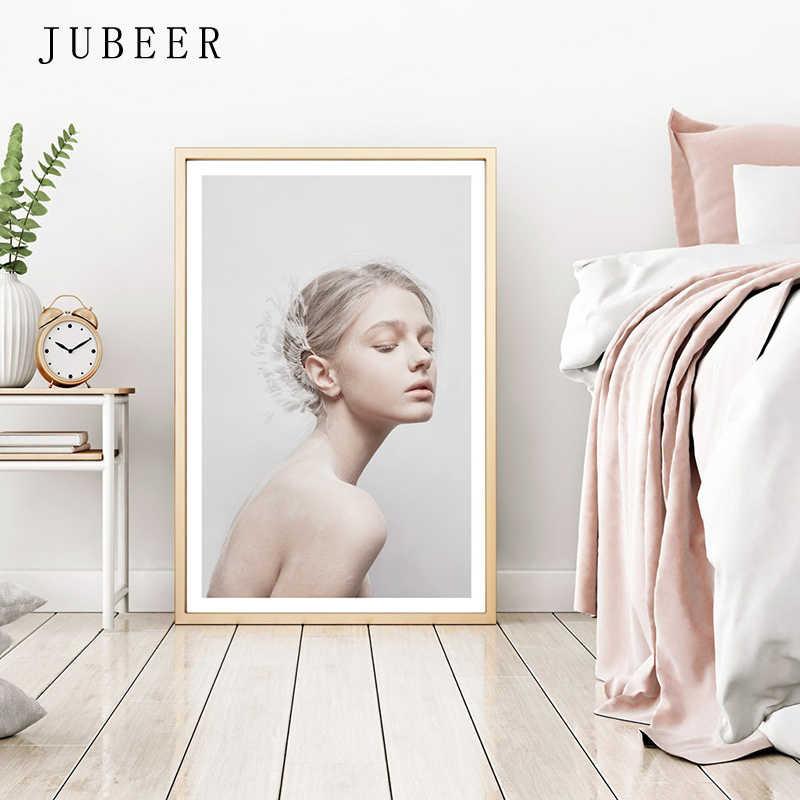 إسكندنافية نمط زهرة الملصقات والمطبوعات الحب حائط لوح رسم صور لغرفة المعيشة ديكور للديكور المنزل