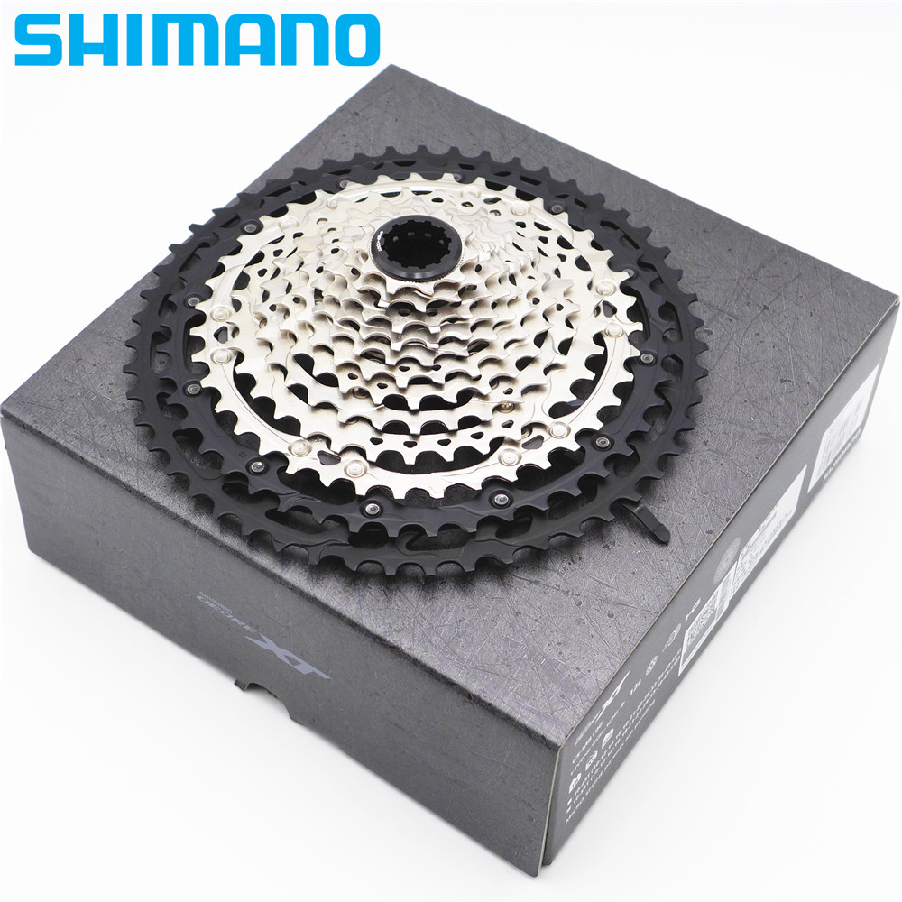 SHIMANO Deore XT M8100 Mountain Bike 12 Speed Cassette Sprocket CS M8100 10 51T
