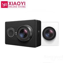 [Edição internacional] YI Originais Câmera de Ação de Esportes Câmera Xiaomi Xiaoyi WiFi 3D Redução de Ruído 16MP 60FPS A7LS Ambarella