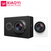 International Edition Original YI Sports Camera Xiaomi Xiaoyi Action Camera WiFi 3D Noise Reduction 16MP