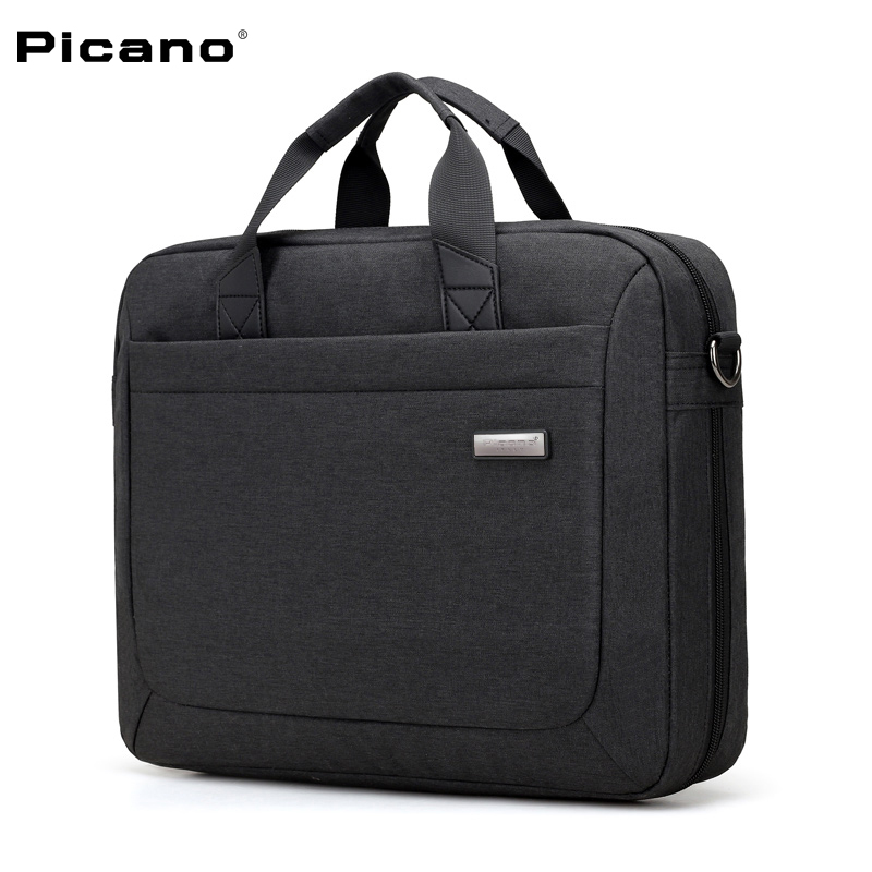 6c0ddd172e PICANO New style Brand briefcase handbag for men Waterproof Oxford shoulder  Bag Business Casual laptop bag Large Capacity packet Tags