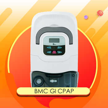 Máquina portátil de CPAP de doctod GI para Apnea del sueño OSAHS Snoring personas con máscara gratis bolsa de tubo de cabeza bolsa de tarjeta SD de calidad superior