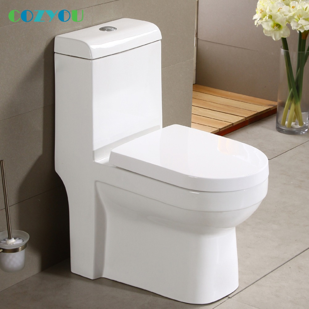 White square U shaped soft close toilet seat, a variety of models, high quality PP material, easy installation, quick removal,