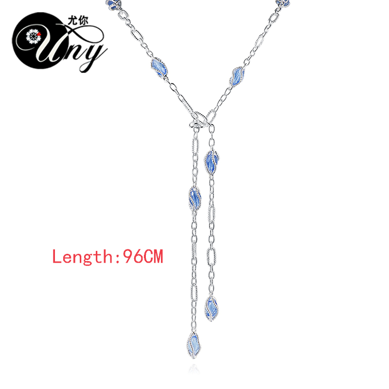 Aliexpress.com : Buy UNY designer necklaces nspired Long Necklace ...
