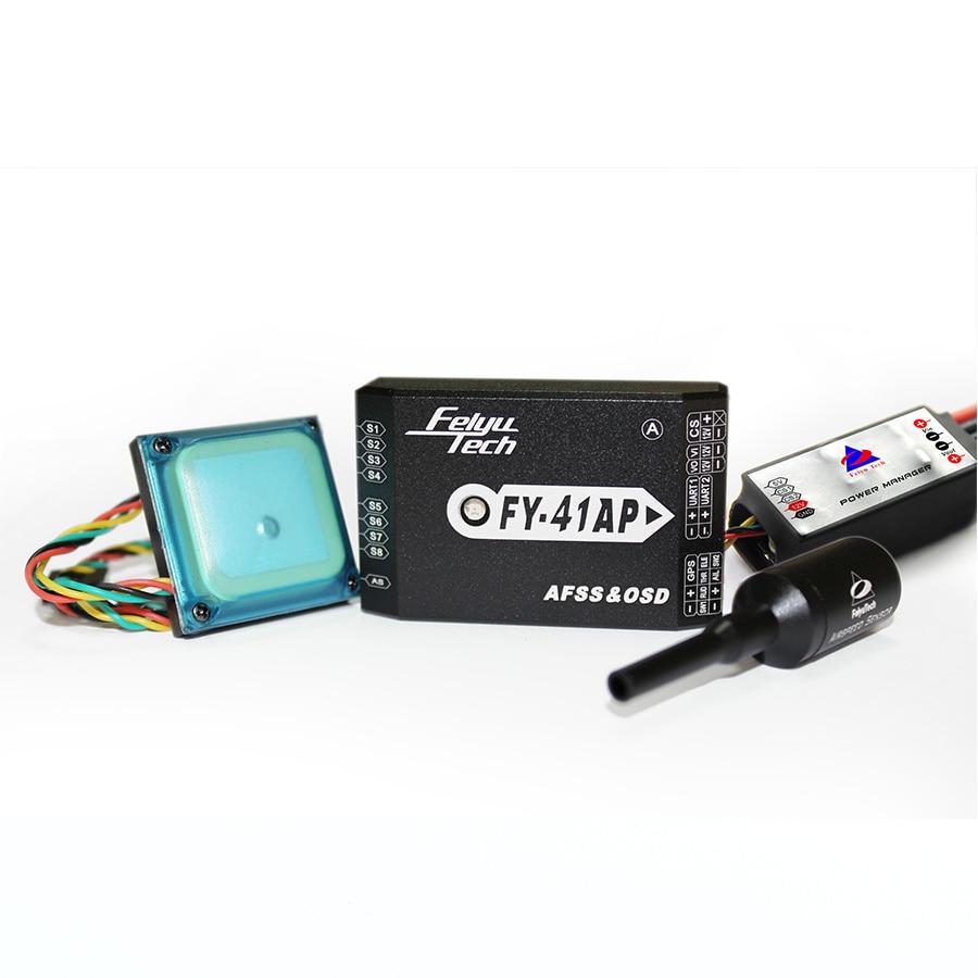 Feiyutech Feiyu FY-41AP-M & GPS Autopilot For Multi-rotors FY 41AP M rc autopilot system airplane stabilizer FY 41AP Module