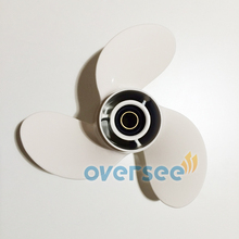 OVERSEE Propeller 683 45952 00 EL 9 1 4x9 3 4 J For YAMAHA Outboard Engine
