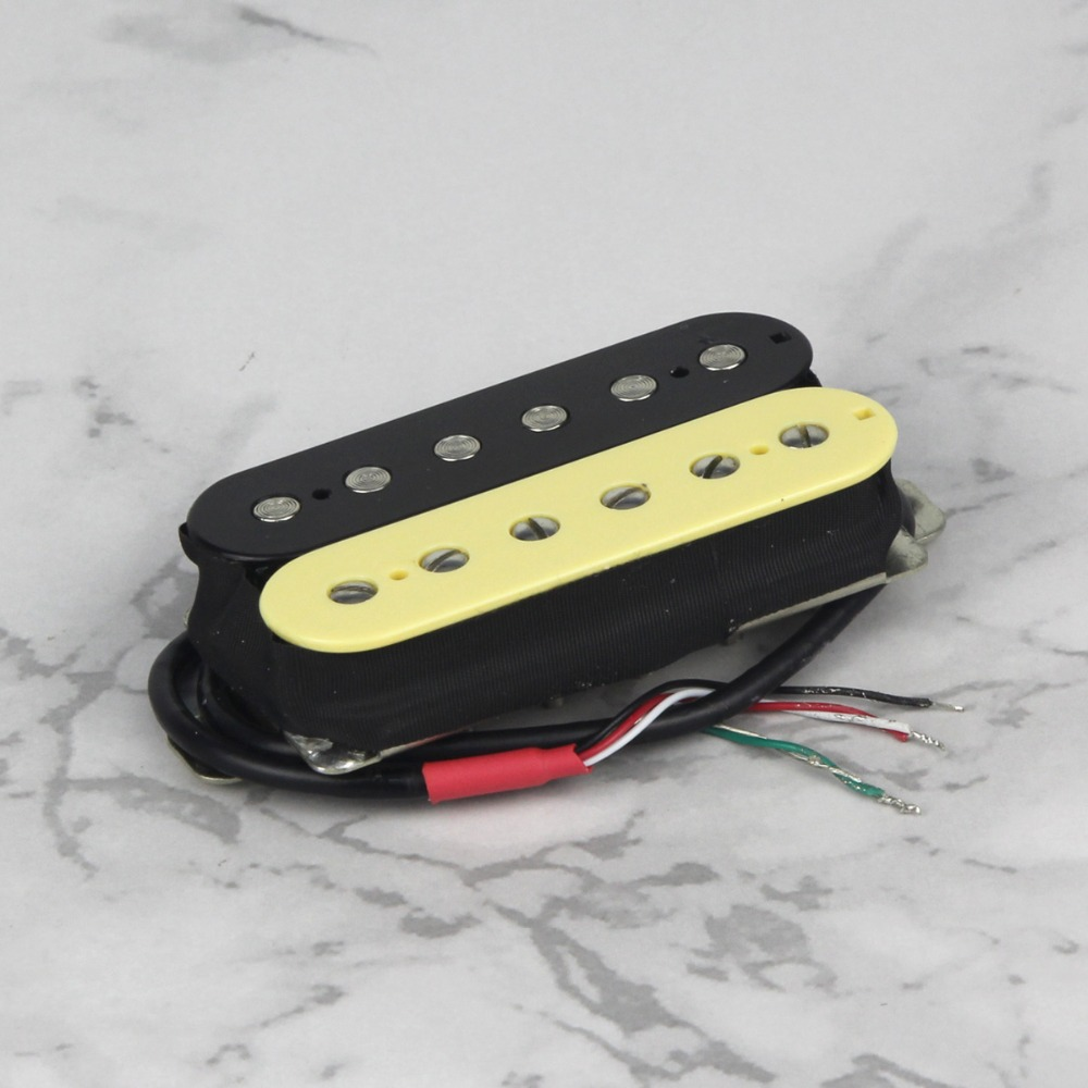 Image 2 - FLEOR Alnico 5 Humbucker Pickup Double Coil Electric Guitar Pickup Zebra Neck or Bridge Pickup Choose for FD-in Guitar Parts & Accessories from Sports & Entertainment